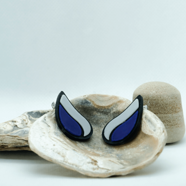 Pendientes Drops Of Joy Azules